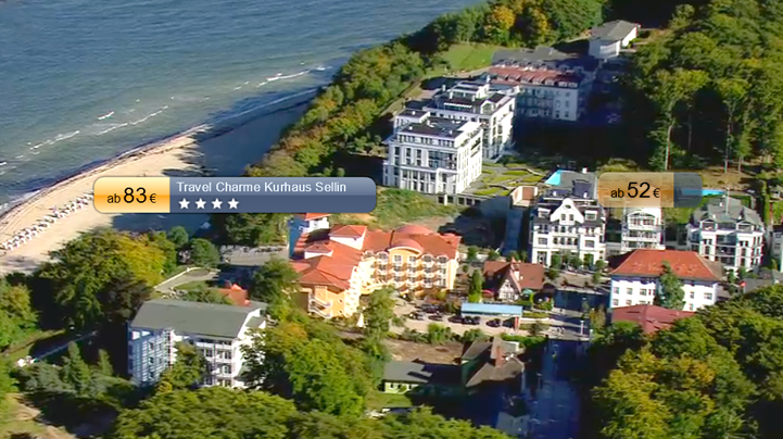 Hotel Travel Charme Kurhaus Sellin